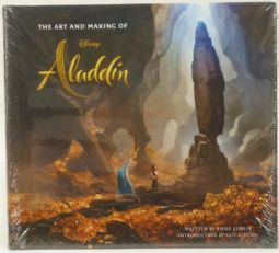 Insight Editions C83682 The Art and Making of Aladdin